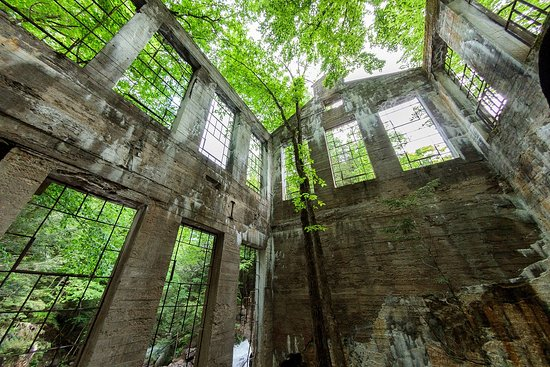 Carbide Willson Ruins