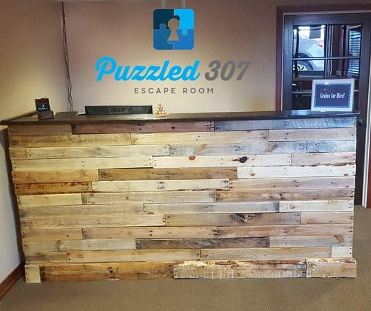 Lander, WY: Welcome to Puzzled307 Escape Room