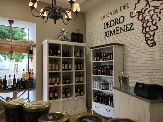La Casa del Pedro Ximenez