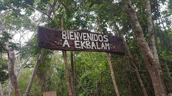 Ek Balam Village, Mexico: 20180510_192921_large.jpg