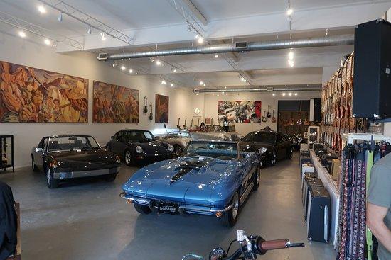Walt Grace Vintage: cars