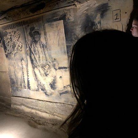 Castle Ruins & Velvet Cave Photo