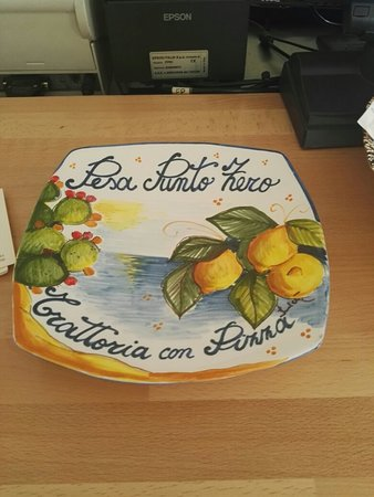 Corte Franca, Италия: Pesa Punto Zer0