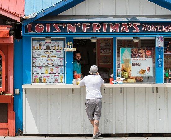 ByWard Market: ice cream