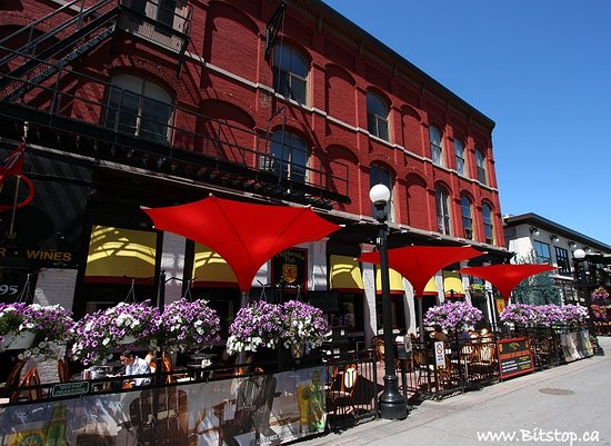 ByWard Market: Restaurant