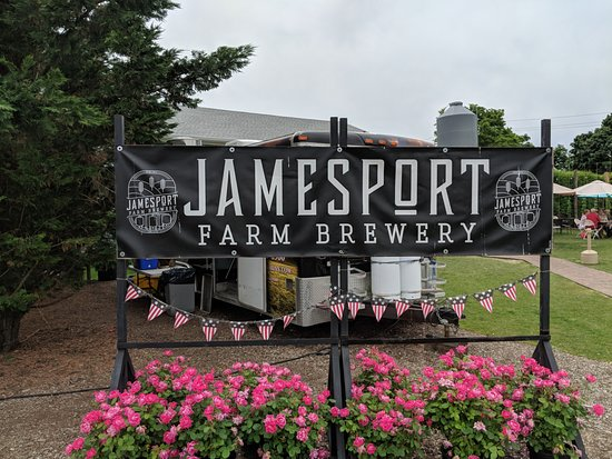 ‪Jamesport Farm Brewery‬