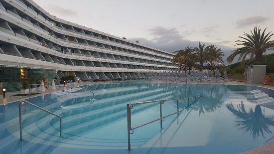 Santa Mónica Suites Hotel: 20180608_205215_large.jpg