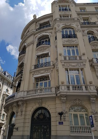 Beautiful Building Picture Of Plus Ultra Building Madrid