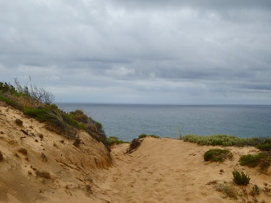 Varied landscapes along the Rota Vicentina