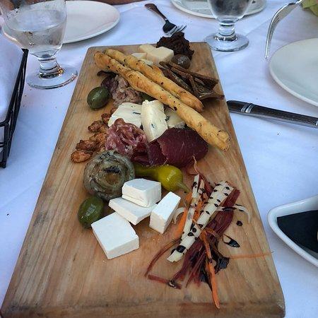 Cena italiana en banff