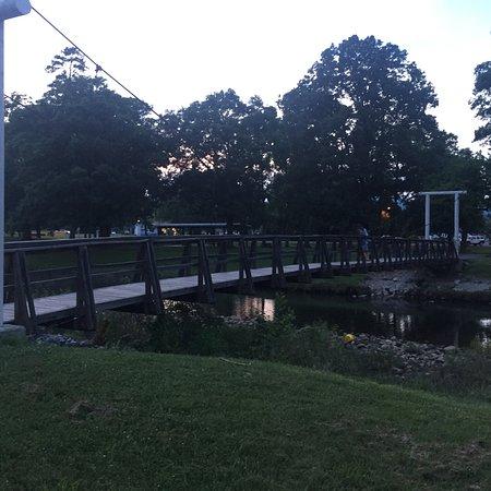 Swinging Bridge Park