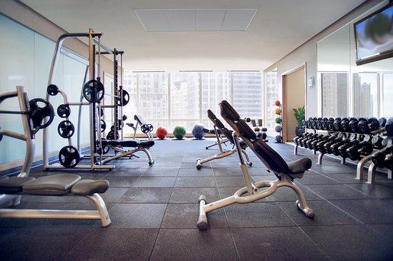 Trump International Hotel & Tower Chicago: Health club