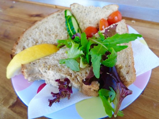 Piper's Pitch: The best Crab Sandwich of the holiday - delicious!