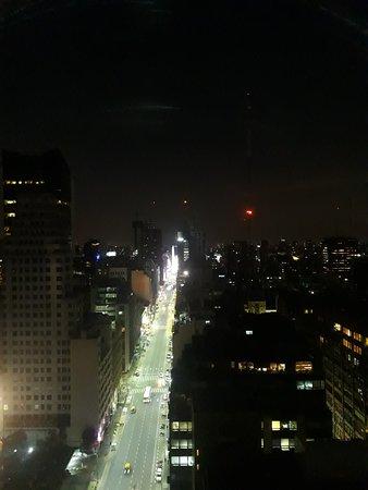 Vista De La Ciudad Nocturna Fotografía De Zirkel Buenos Aires