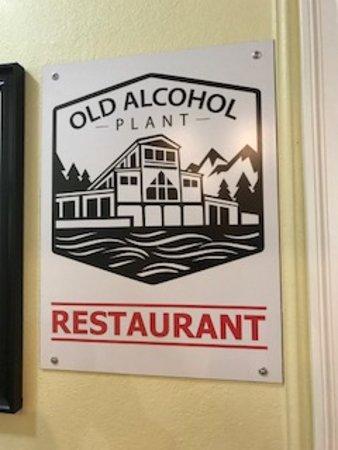 Port Hadlock, Ουάσιγκτον: signage
