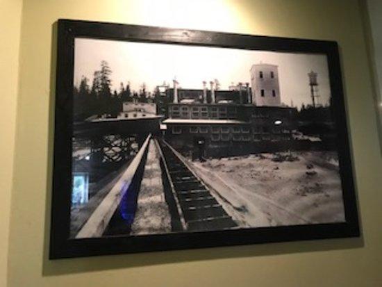 Port Hadlock, Ουάσιγκτον: Photos on wall