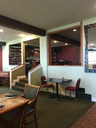 Port Hadlock, Ουάσιγκτον: dining area