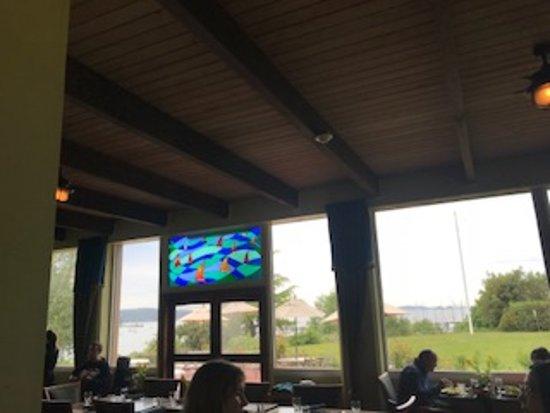 Port Hadlock, Ουάσιγκτον: view from tables