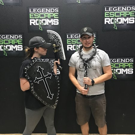 Legends Escape Rooms