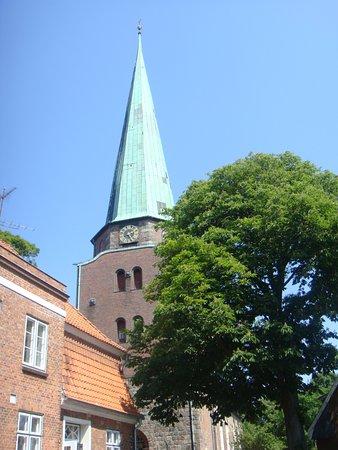 Travemuende: St. Lorenz Kirche