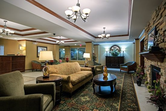Vandalia, IL: Lobby