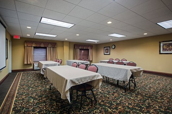 Vandalia, IL: Meeting room