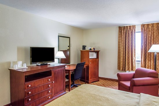 Miamisburg, OH: Guest room