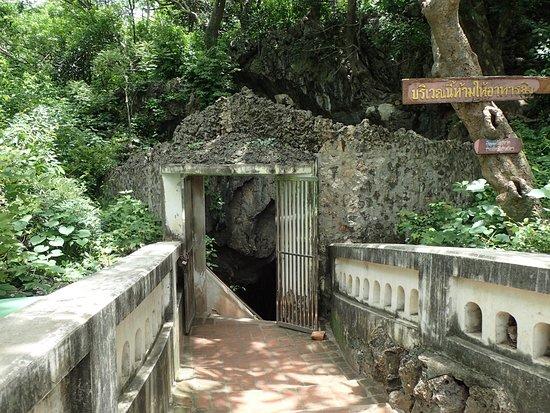 ถ้ำเขาหลวง: Khao luang cave in Phetchaburi