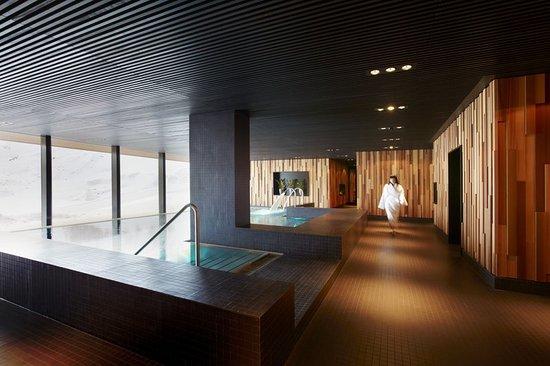 Frutt Lodge & Spa: Pool