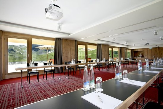 Melchsee-Frutt, Switzerland: Meeting room