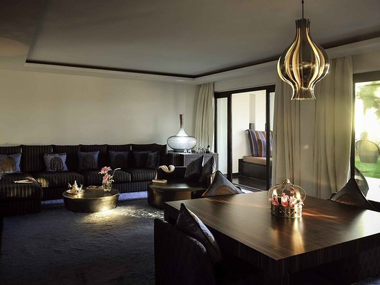 Hôtel Sofitel Agadir Thalassa Sea & Spa: Guest room