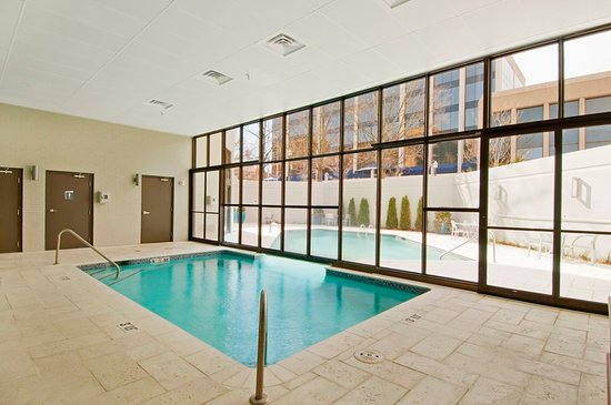 The Chancellor Hotel: Pool