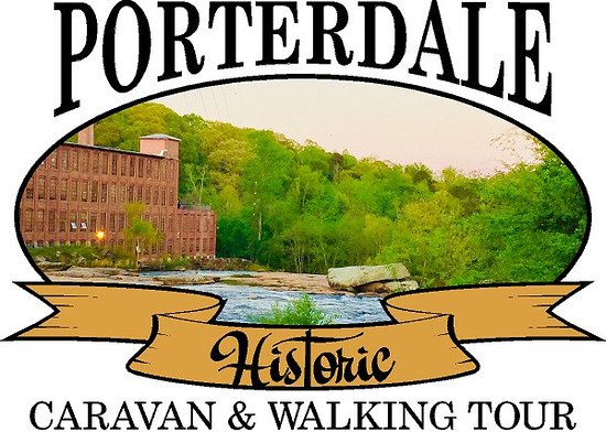 Covington, GA: The Porterdale History Tour is both a Caravan & Walking Tour
