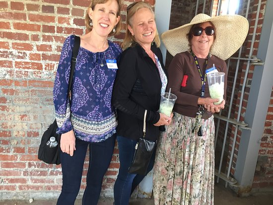 Covington, GA: Tour Guests Enjoying the Historic Jail