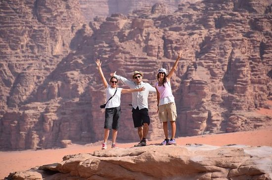 2-Day Petra, Wadi Rum, Red Sea, and...