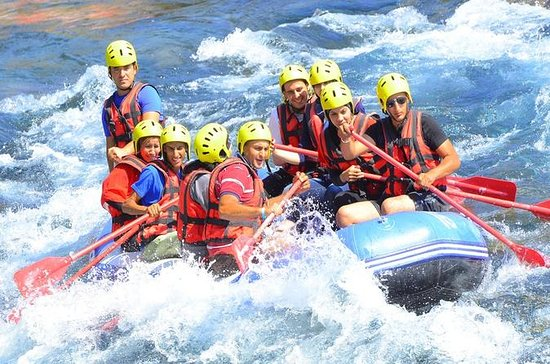 From Kemer Daily Rafting Tours