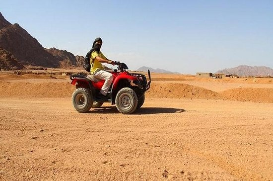Quad Biking Safari