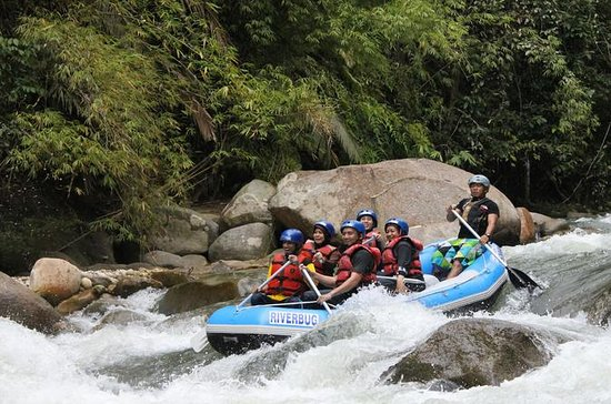 White Water Rafting at Gopeng ...