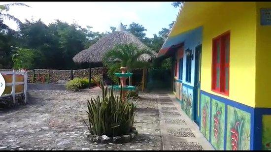 Arboletes, Colombia: Asador