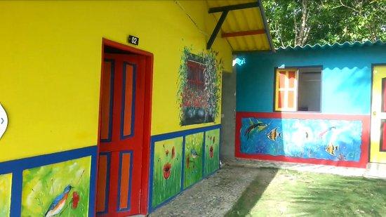 Arboletes, Colombia: Buenas vista