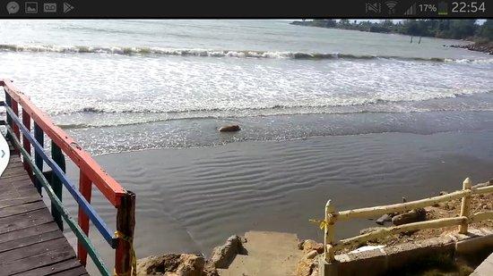 Arboletes, Colombia: playa