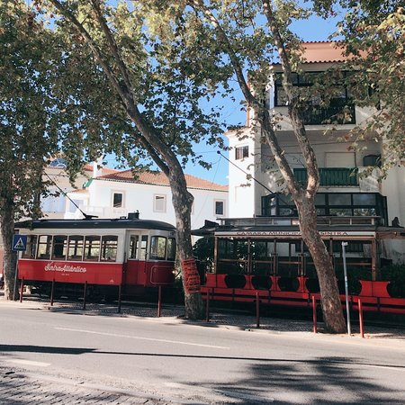 Sintra Tram Photo