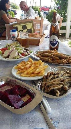 Kakovatos, Greece: Μουριές