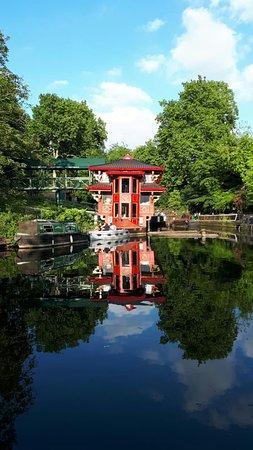 Holiday inn regent park london booking