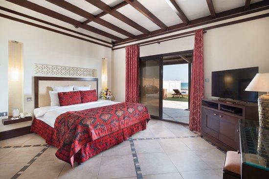 Mesaieed, Qatar: Guest room