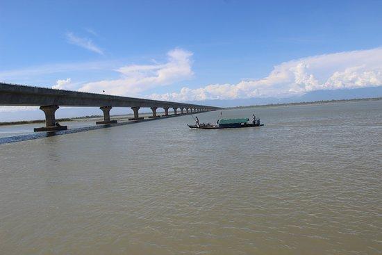 Bhupen Hazarika Setu - Dhola-Sadiya Bridge