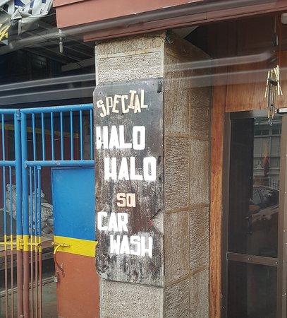 Special Halo Halo Sa Carwash Taal Restaurant Reviews Photos