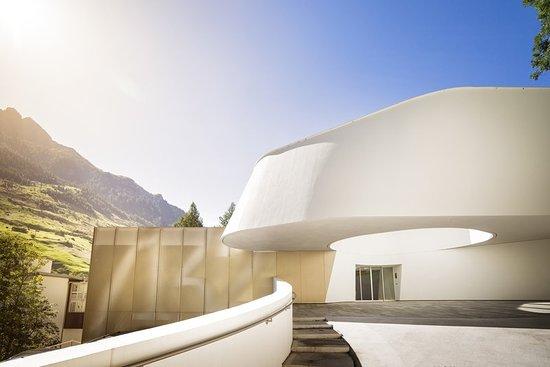 Vals, Sveits: Exterior