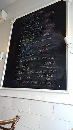 Roll Madrid: Great craft beer bar
