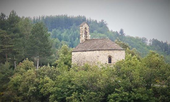 Saint-Melany, Frankrike: Chapelle saint Régis